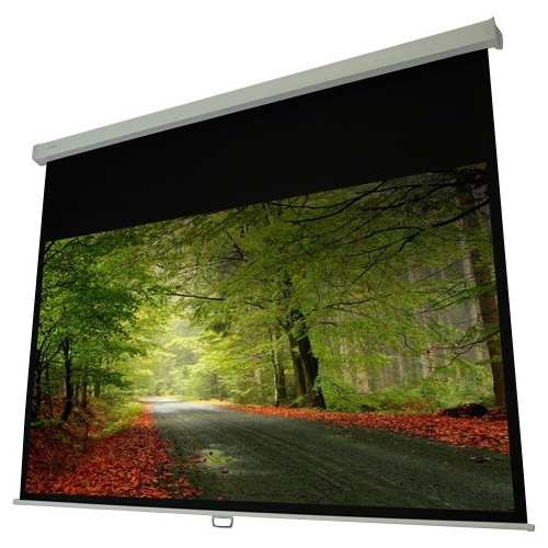 "EluneVision 120"" 4:3 Atlas Manual Pull Down Screen EV-M2-120-1.2-4:3"
