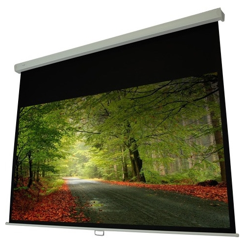 "EluneVision 100"" 16:9 Atlas Manual Pull Down Screen EV-M2-106-1.2"