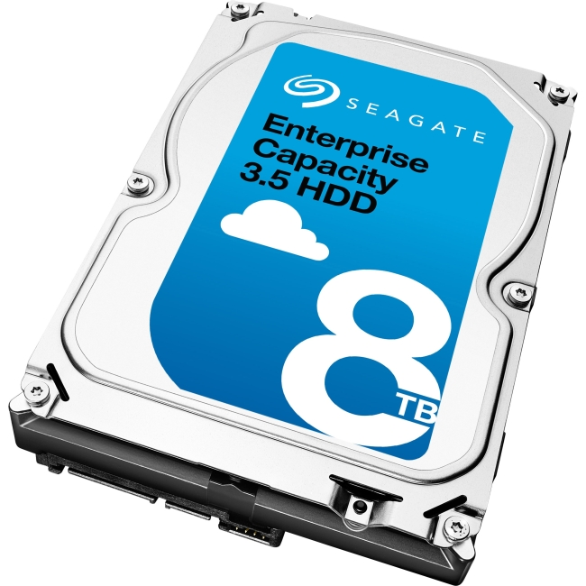 Seagate Enterprise Capacity 3.5 HDD ST8000NM0055