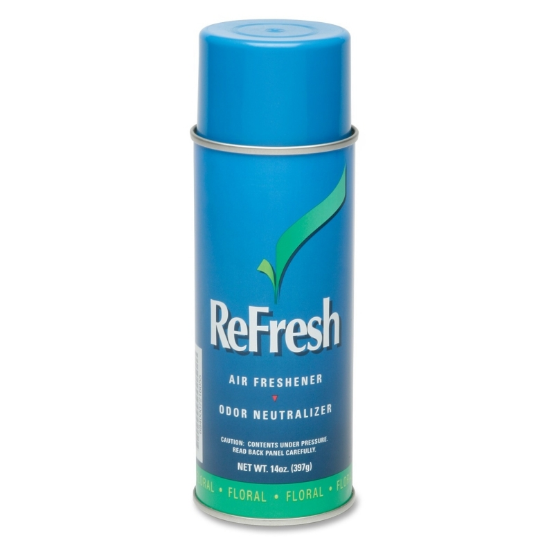 SKILCRAFT ReFresh Aerosol Air Freshener 6840007216055 NSN7216055CT
