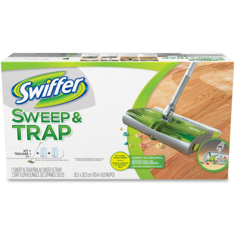 Swiffer Sweep/Trap Sweeper Kit 88710 PGC88710
