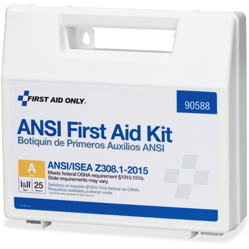 First Aid Only 89-piece ANSI First Aid Kit 90588 FAO90588