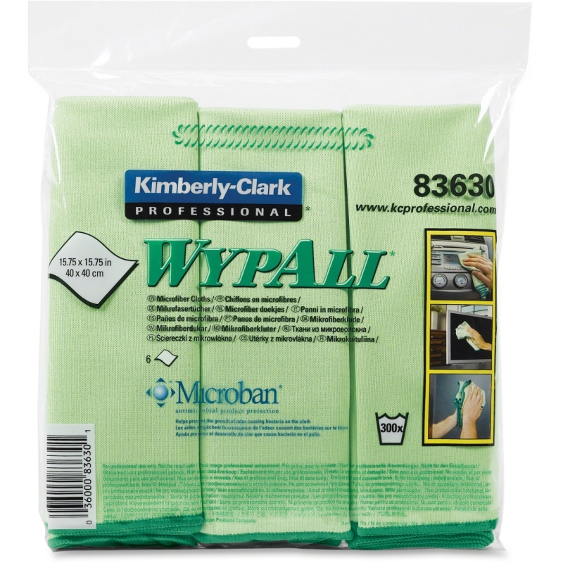Wypall Glass Cleaner 83630CT KCC83630CT