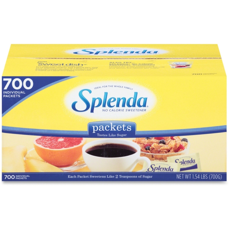 Splenda Single-serve Sweetener Packets 200094 JOJ200094