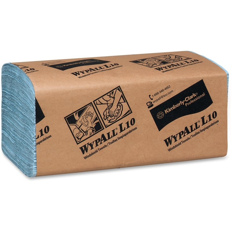 Wypall L10 Windshield Towels 05120 KCC05120