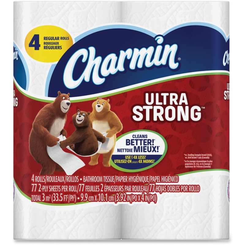 Charmin Ultra Strong Bath Tissue 94141 PGC94141
