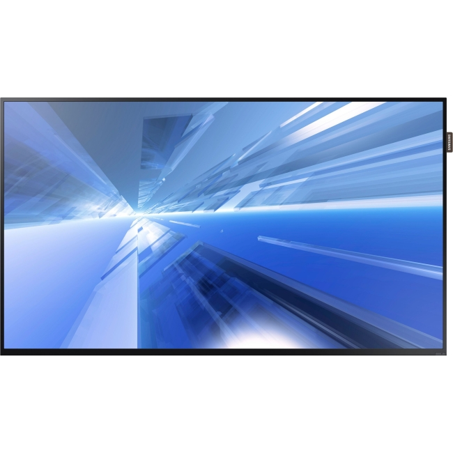 "Samsung DM-E Series 40"" Slim Direct-Lit LED Display for Business DM40E"