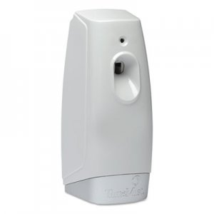 "TimeMist Settings Fragrance Dispenser, White, 3 3/8""W x 3""D x 7 1/2""H, 6/Carton TMS1047824"