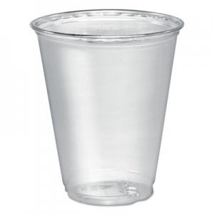 Dart Ultra Clear PETE Cold Cups, 7 oz, Clear, 50/Sleeve DCCTP7PK DCC TP7
