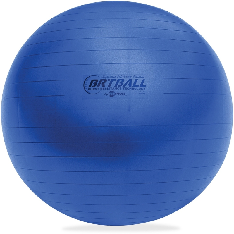 Champion Sports Blue Training/Exercise Ball BRT42 CSIBRT42