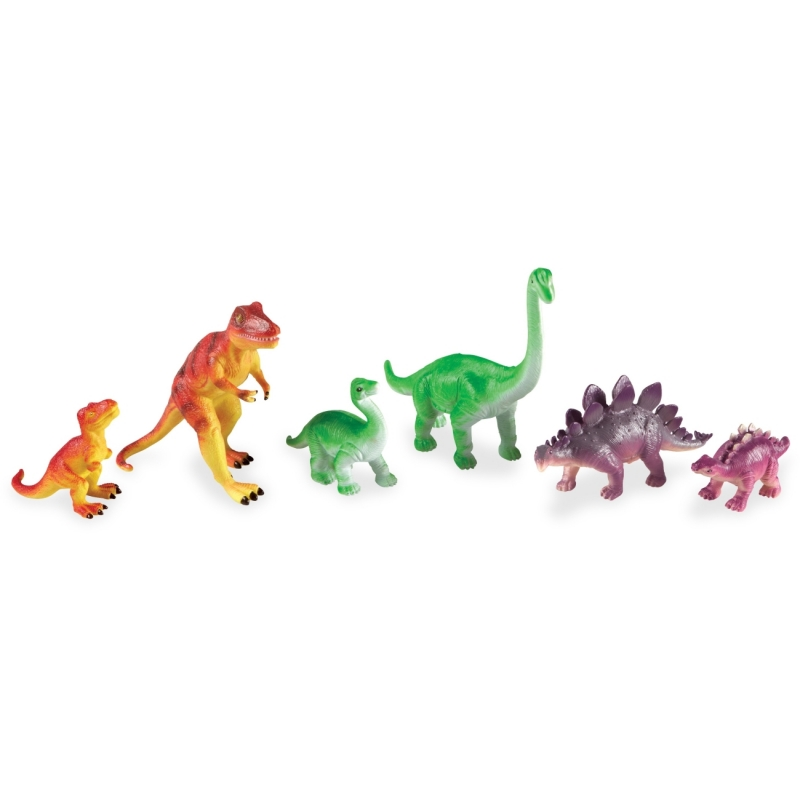 Learning Resources Dinosaur Play Set 0836 LRN0836