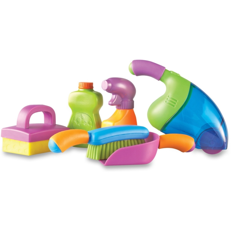 New Sprouts Clean It! My Very Own Cleaning Set 9242 LRN9242