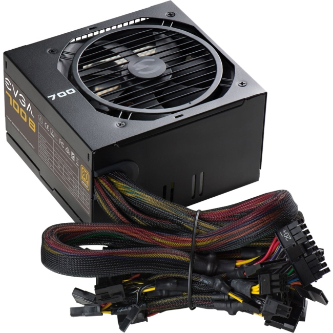 EVGA 700B Bronze Power Supply 100-B1-0700-K1