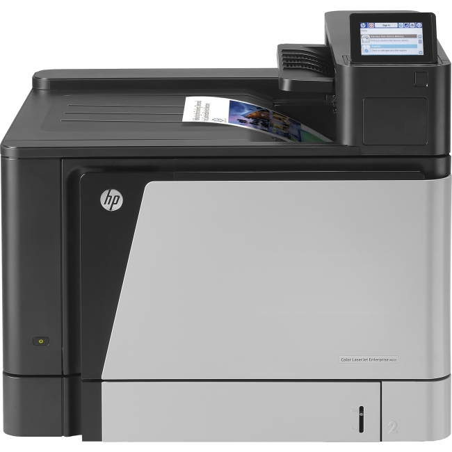 HP Color LaserJet Enterprise - Refurbished A2W77AR#BGJ M855DN