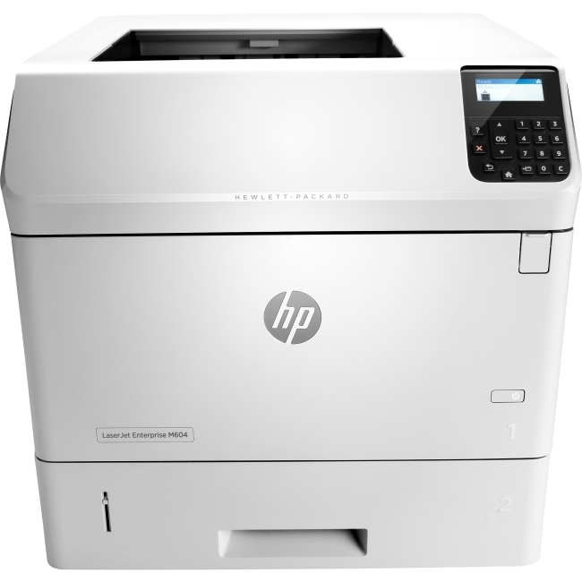 HP LaserJet Enterprise Printer - Refurbished E6B67AR#BGJ M604N