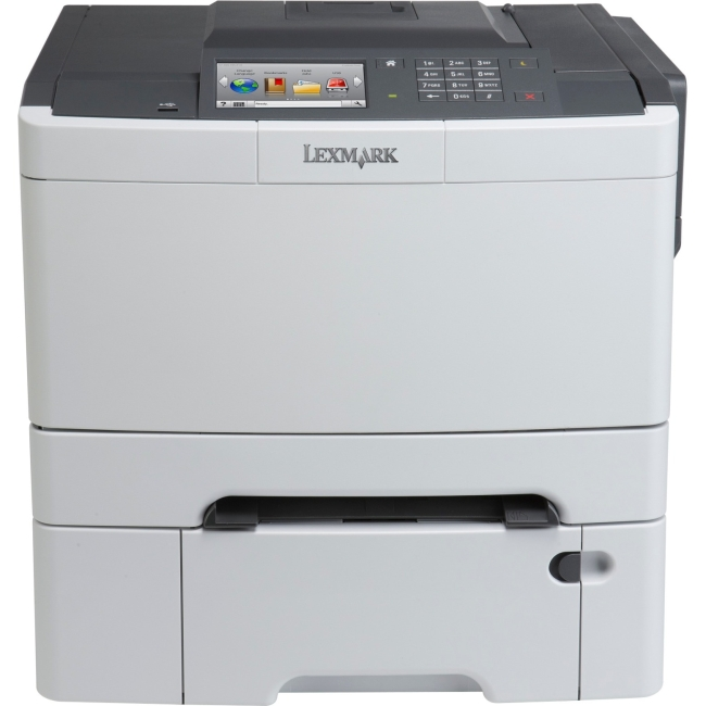 Lexmark Laser Printer Government Compliant CAC Enabled 28ET215 CS510DTE