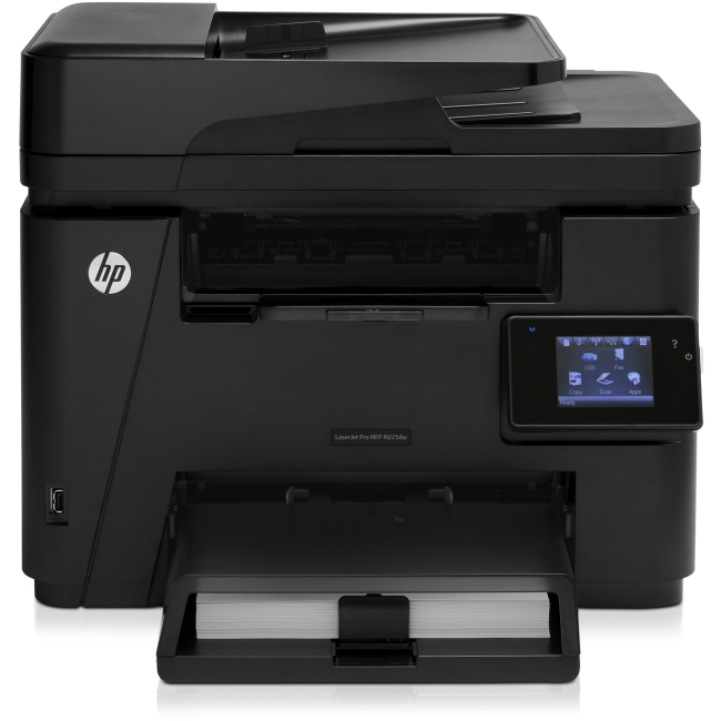 HP LaserJet Pro MFP Printer - Refurbished CF485AR#BGJ M225dw