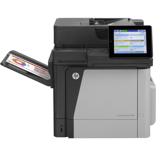 HP Color LaserJet Enterprise MFP - Refurbished CZ248AR#BGJ M680dn
