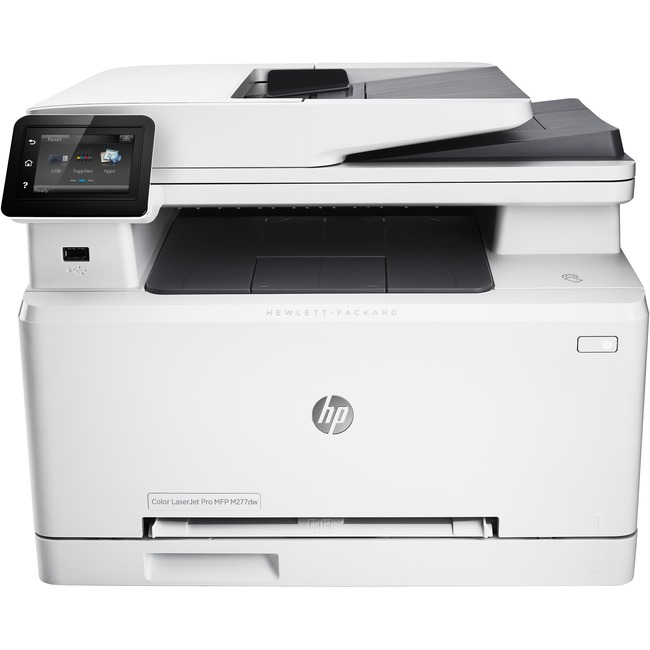 HP Color LaserJet Pro MFP M277dw - Refurbished B3Q11AR#BGJ M277DW