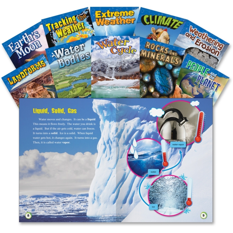 Shell 2&3 Grade Earth and Science Books 23422 SHL23422