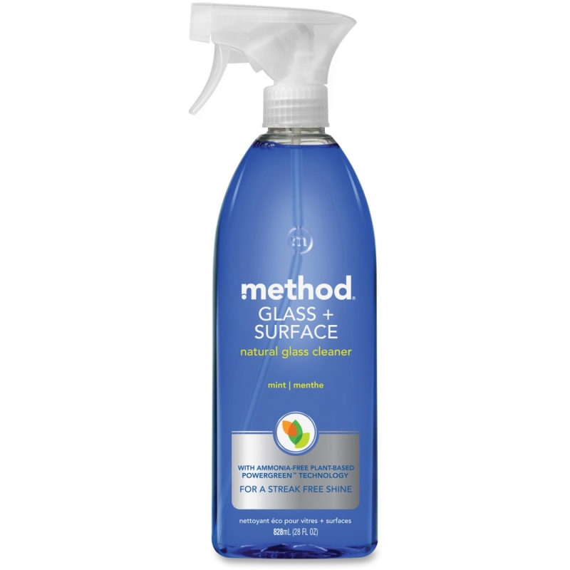 Method Mint Natural Glass Cleaner 00003 MTH00003
