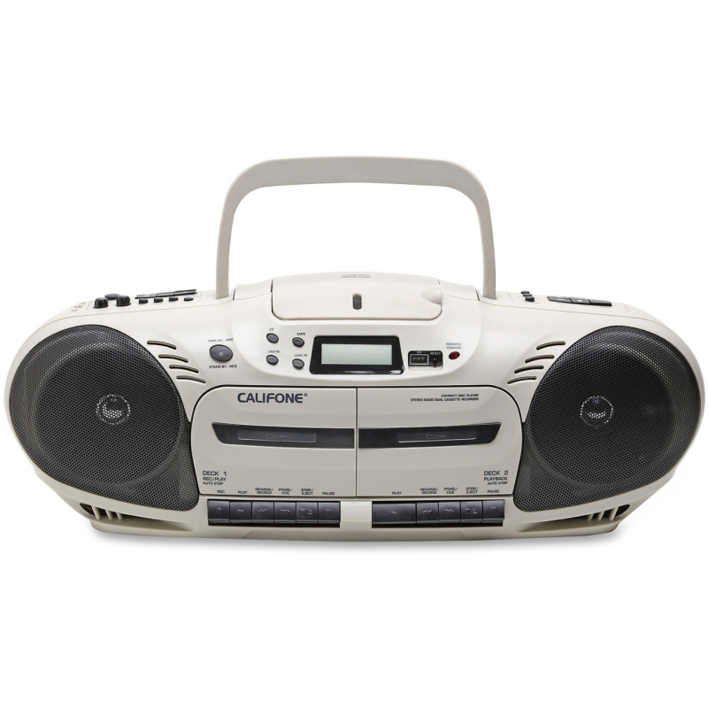 Califone PerformerPlus Multimedia Player Recorder 2455AV-04 CII2455AV04