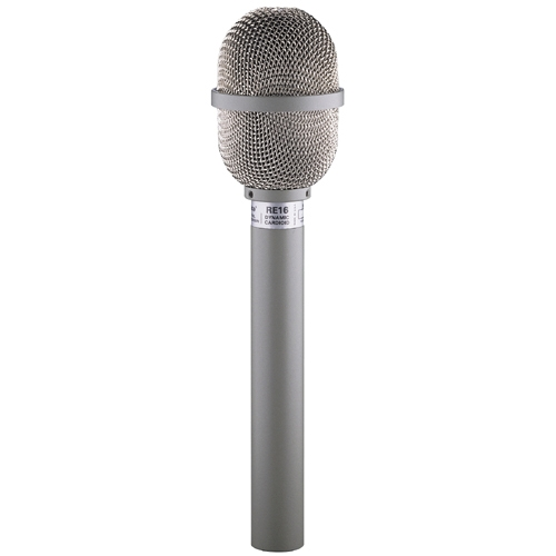 Electro-Voice Broadcast Microphone RE16