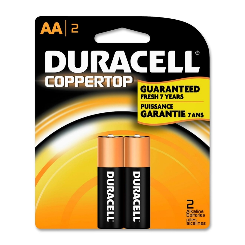 Duracell Alkaline General Purpose Battery MN1500B2Z DURMN1500B2Z