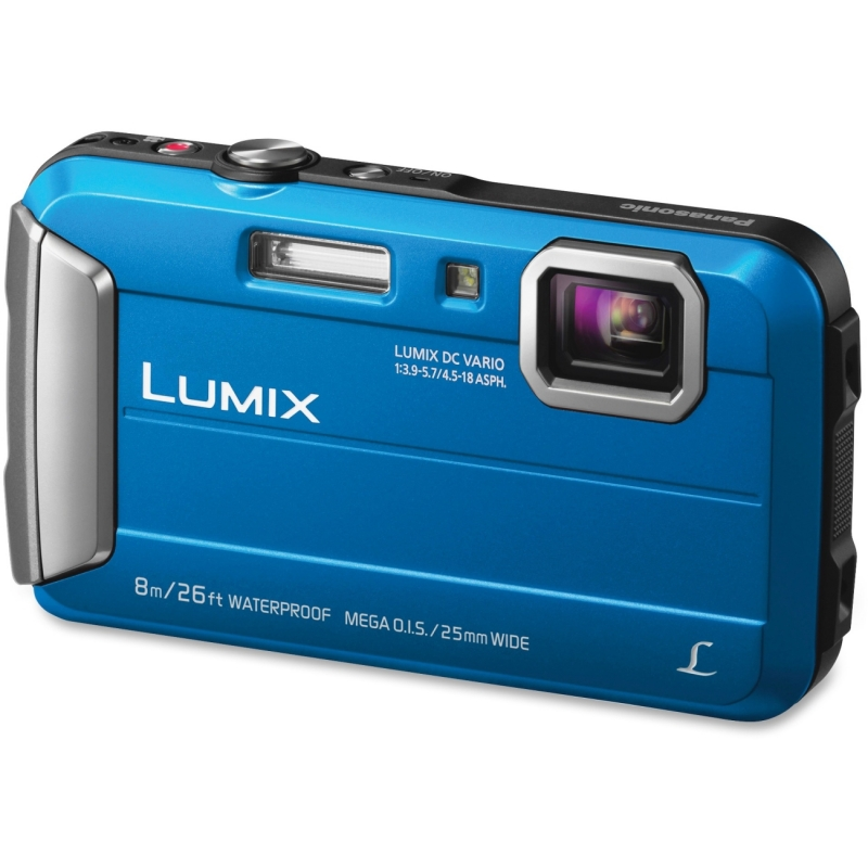 Panasonic Active Lifestyle Tough Camera: DMC DMC-TS30A PANDMCTS30A TS30