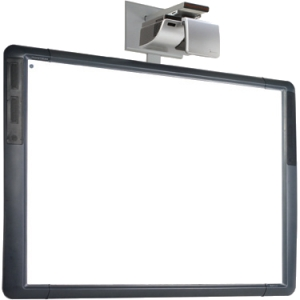 Promethean ActivBoard 300 Pro Mount System with EST-P1 Projector ABMTS395PUSUST 395 Pro