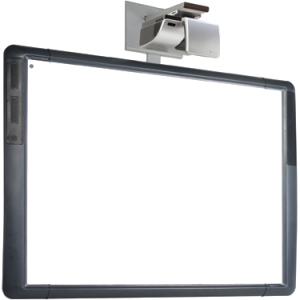 Promethean ActivBoard 300 Pro Adjustable with EST-P1 Projector ABAS395PUST 395 Pro