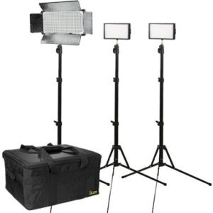 ikan IBK2115 Continuous Lighting Kit IBK2315-V2