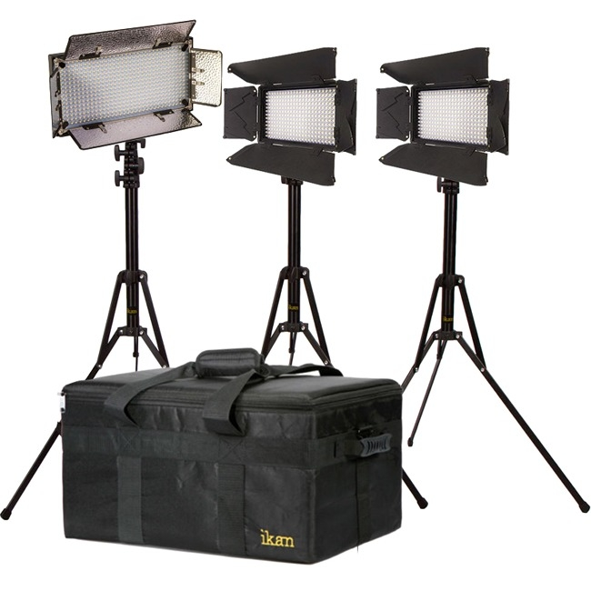 ikan Continuous Lighting Kit IBK23150-V3