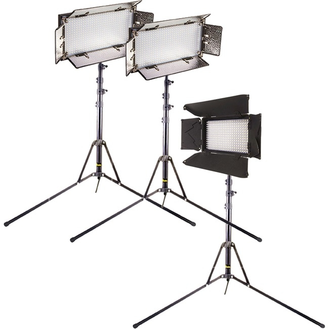 ikan Continuous Lighting Kit IBK25013-V3