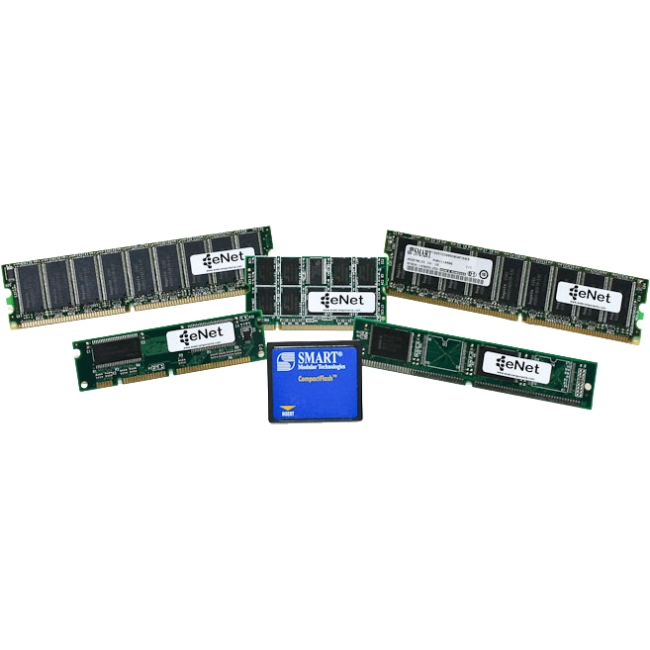 ENET 1GB DRAM Upgrade Kit (2X512M) MEM2851-256U1024D-ENC