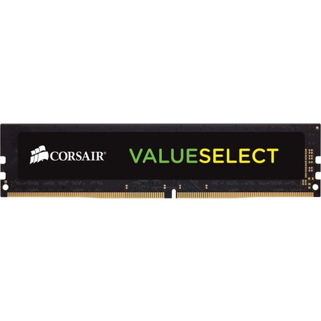 Corsair ValueSelect 4GB DDR3 SDRAM Memory Module CMV4GX3M1C1600C11