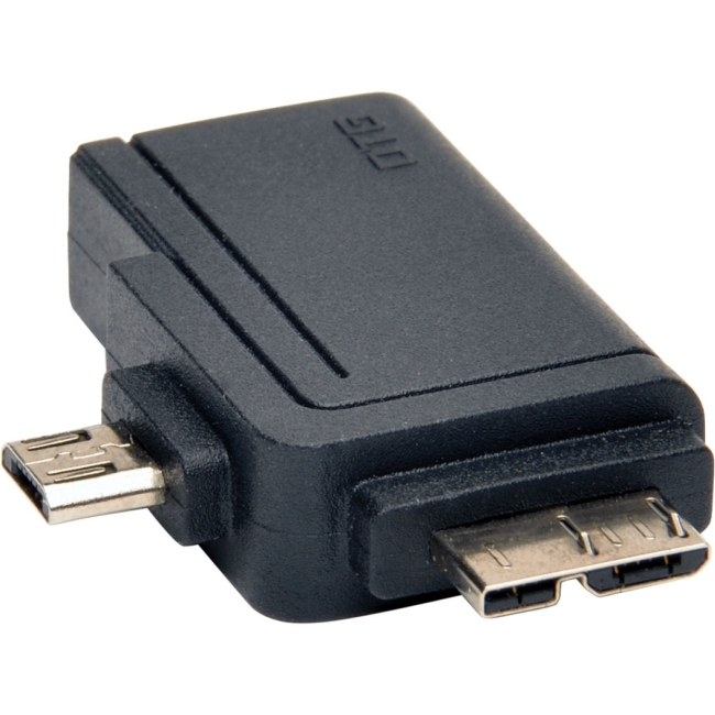 Tripp Lite 2-in-1 OTG Adapter U053-000-OTG