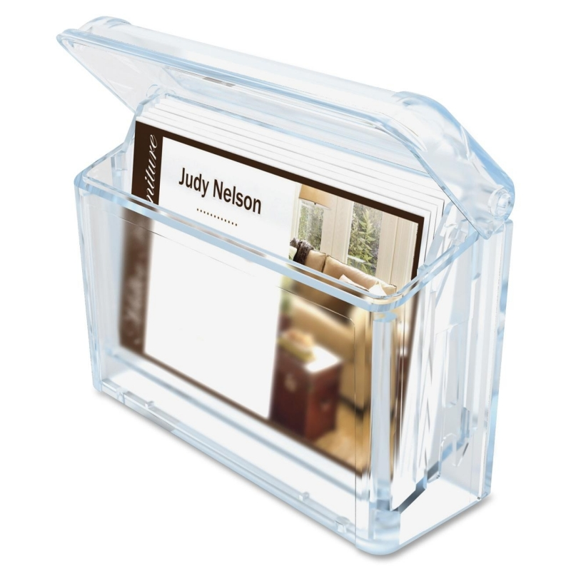Deflect-o Grab-A-Card Outdoor Business Card Holder 70901 DEF70901