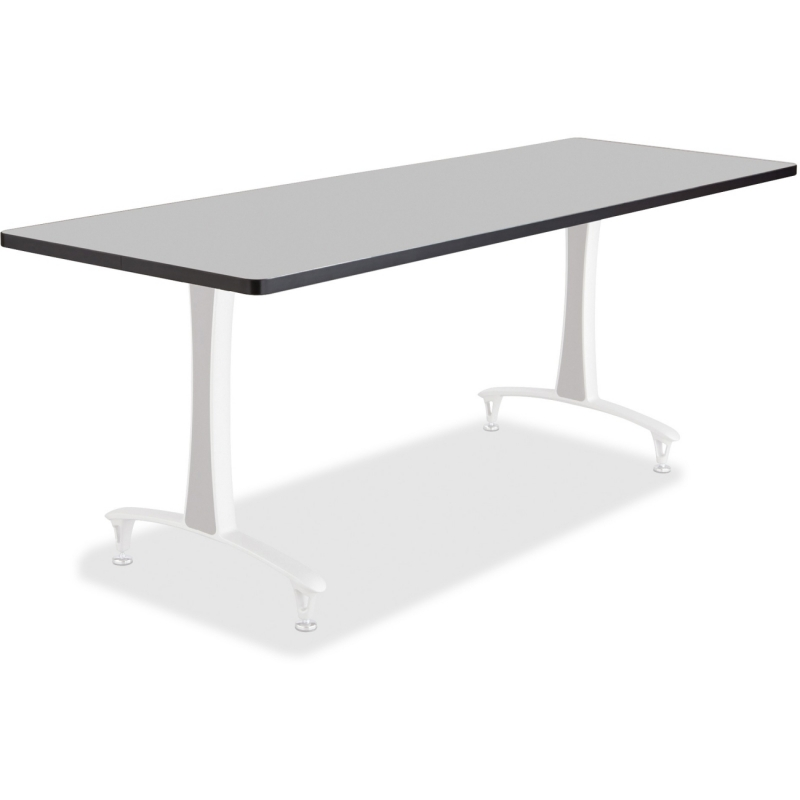 Safco Rumba Training Table Tabletop 2087GR SAF2087GR