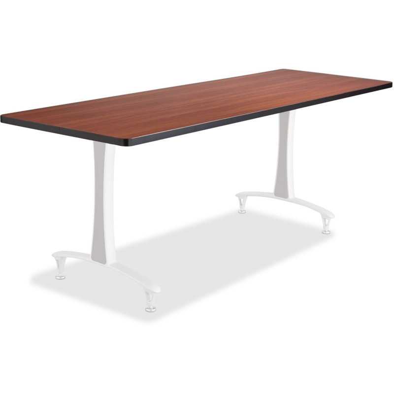 Safco Cherry Rumba Training Table Tabletop 2088CY SAF2088CY