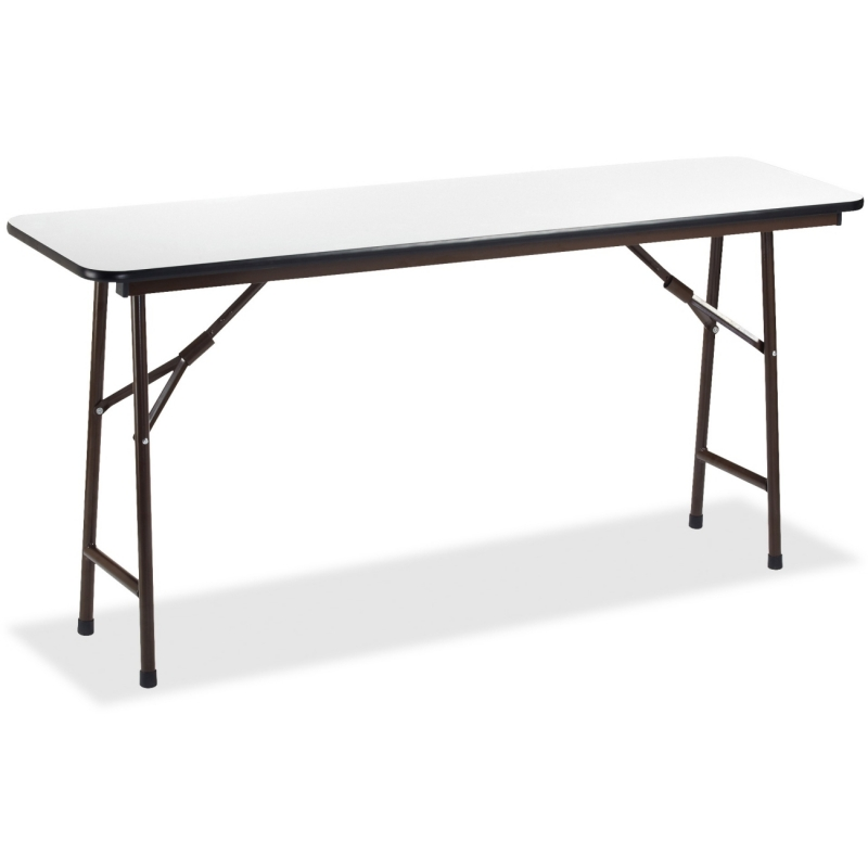 Lorell Gray Folding Banquet Table 60726 LLR60726