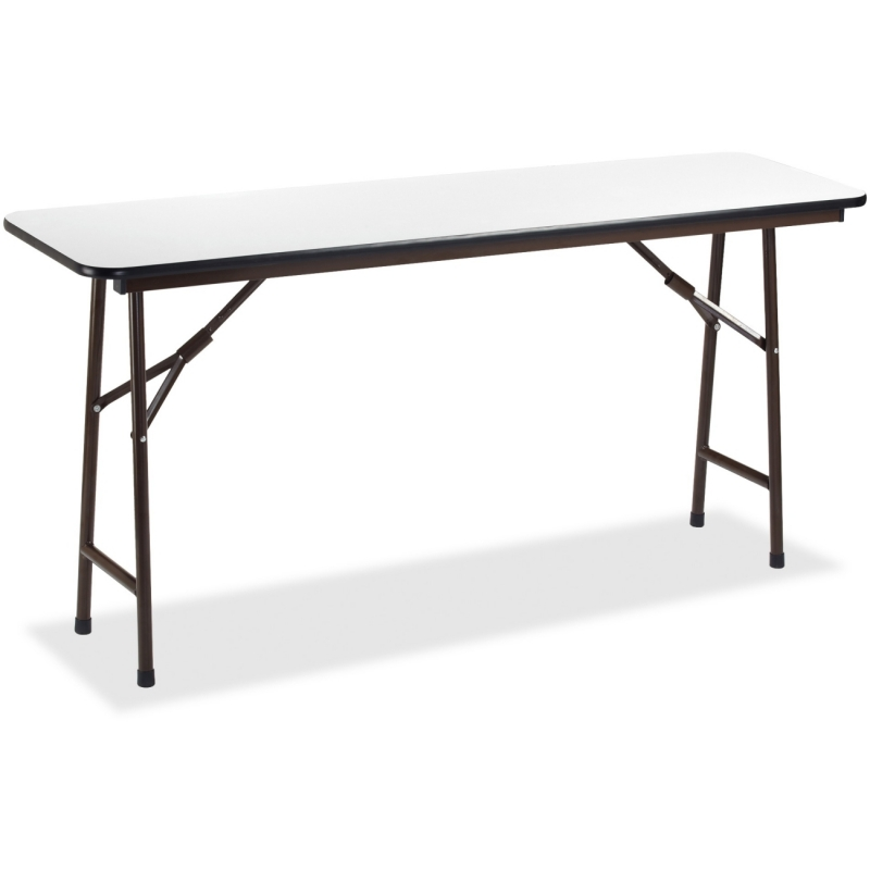 Lorell Gray Folding Banquet Table 60728 LLR60728