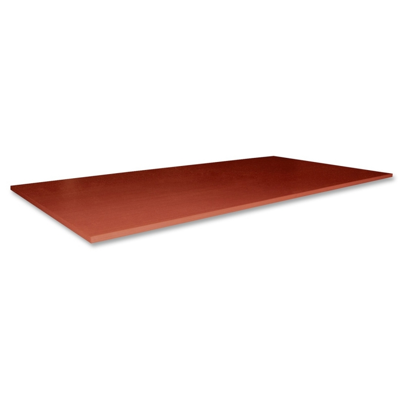 Lorell Essentials Series Cherry Conference Table 87374 LLR87374