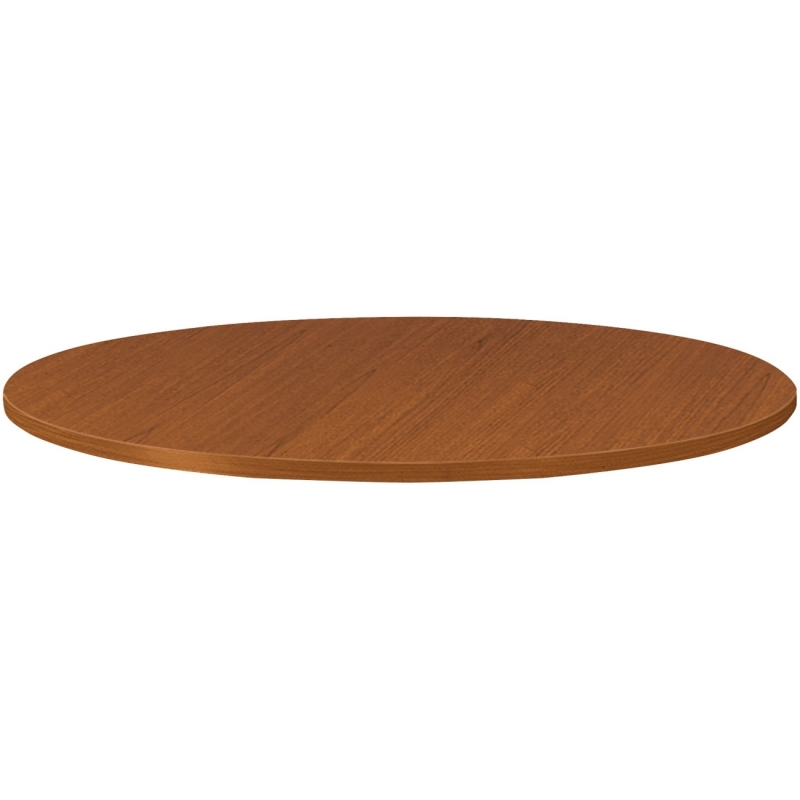 HON Burbon Cherry Round Laminate Table Top TLD36GHNH HONTLD36GHNH