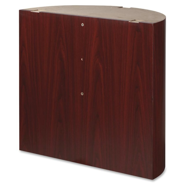 Lorell Modular Mahogany Conference Table 69942 LLR69942