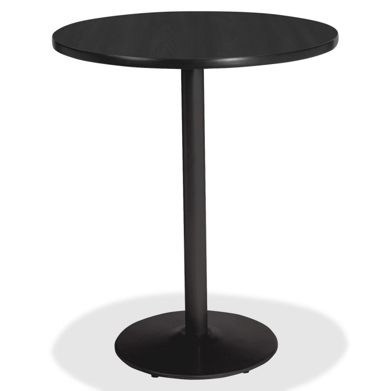 Lorell Bistro-Height Laminate Table with Base 89063 LLR89063