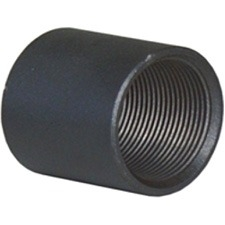 "Premier Mounts 1.5"" Pipe-to-Pipe Coupler PVCPLR"