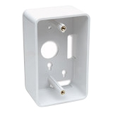 Intellinet Single Gang Wall Mount Box 517874