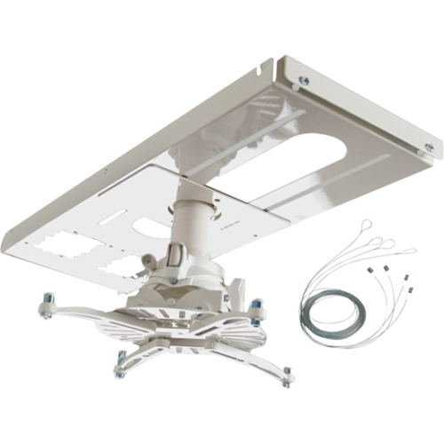 Premier Mounts False Ceiling FTP (in black) Projector Mount Bundle FTP-FCTA4-QL