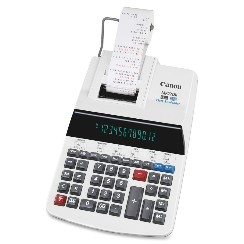 Canon Print Calculator MP27DII CNMMP27DII